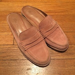 9ddaf79e25d Madewell Shoes - Madewell Elinor Loafer Mule